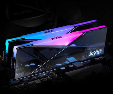XPG Spectrix D50 Xtreme: Pamięci RAM podkręcone do 5400 MHz