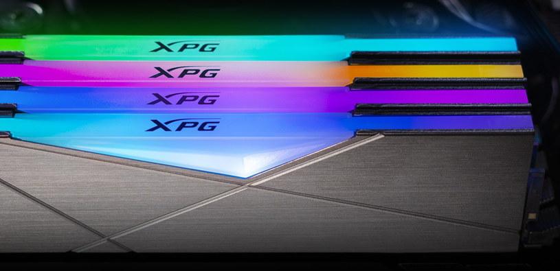 XPG SPECTRIX /materiały prasowe
