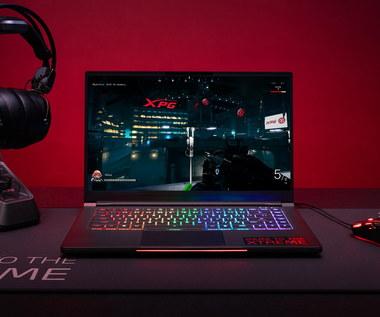 XPG Xenia Xe: Ultrabook do gier