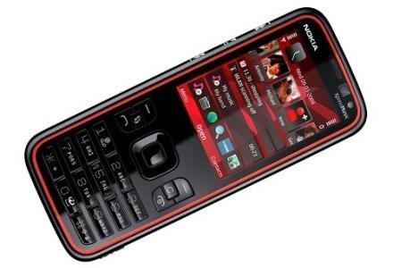 Xpress Music Nokia 5630 - solidny telefon muzyczny, a może coś wiecej /materiały prasowe