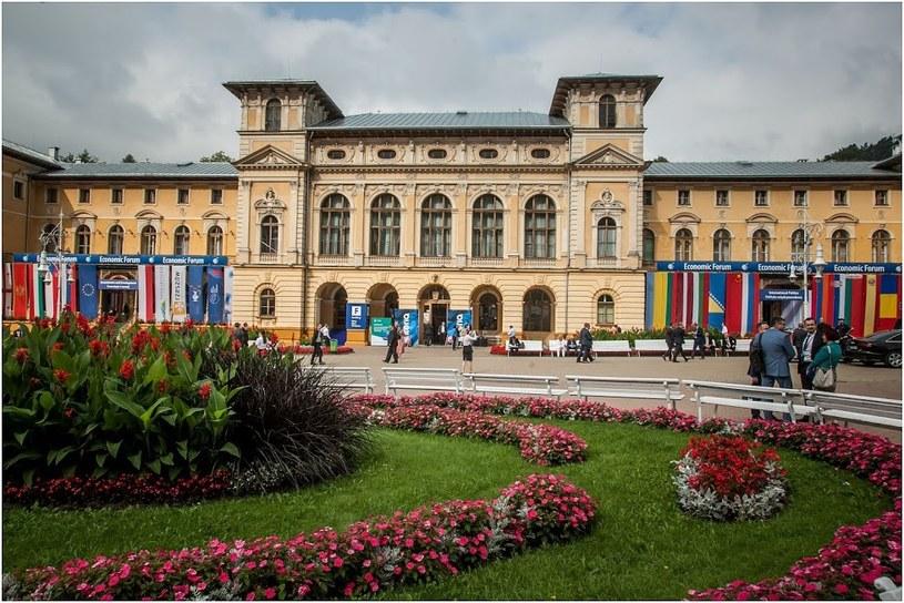 XXVIII Forum Ekonomiczne w Krynicy /Ireneusz Rek /INTERIA.PL