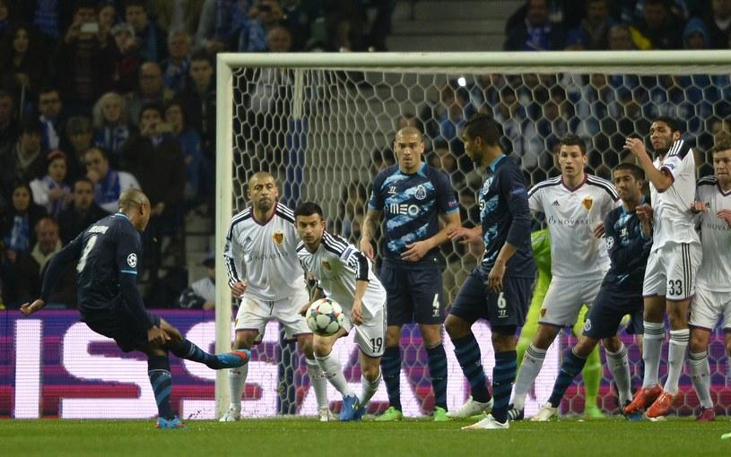 Yacine Brahimi strzela pierwszego gola dla Porto /AFP