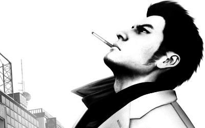 Yakuza 3 - motyw graficzny /Informacja prasowa