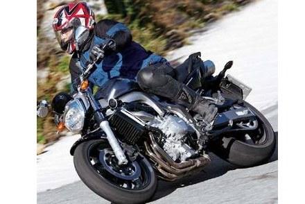 Yamaha FZ6 / Kliknij /Motocykl