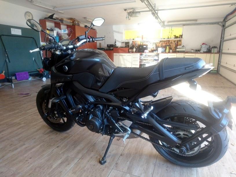 Yamaha MT-09. Tym motocyklem zainteresowało się wojsko /