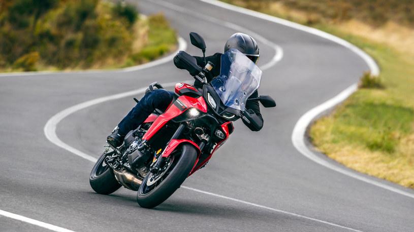 Yamaha MT-09 /