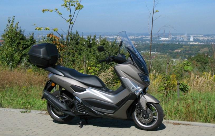 Yamaha NMAX /INTERIA.PL