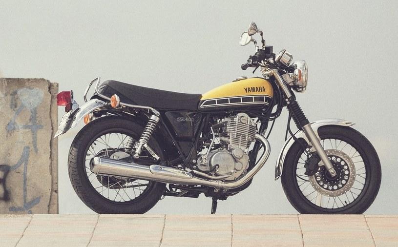 Yamaha SR400 /