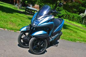 Yamaha Tricity - do miasta i nie tylko