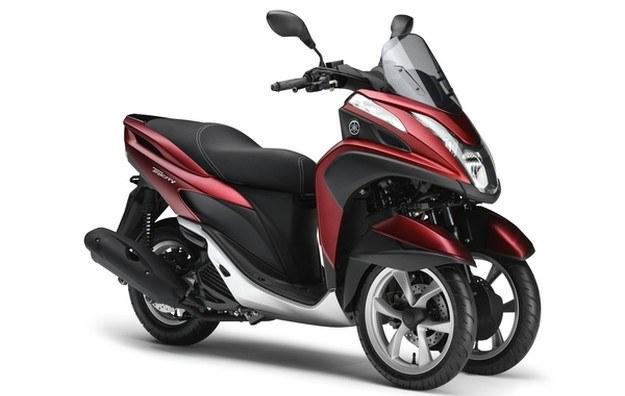 Yamaha Tricity /