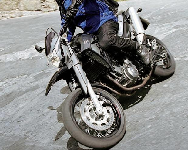 Yamaha XT 660 X / Kliknij /Motocykl