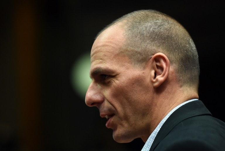 Yanis Varoufakis /AFP