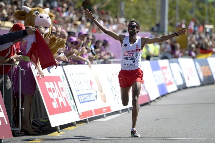 Yared Shegumo /AFP
