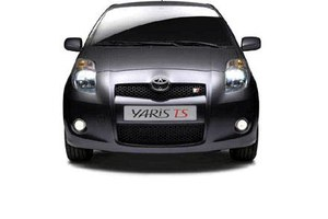 Yaris Toyota Sport