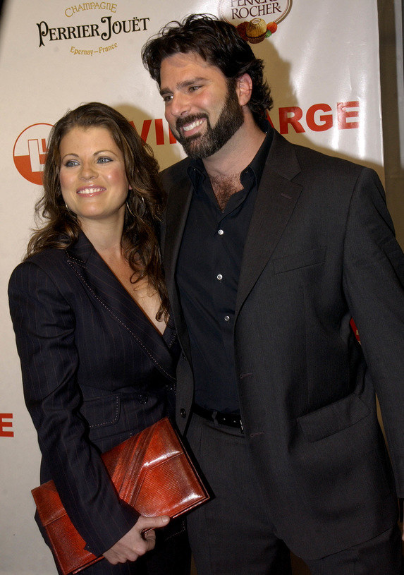 Yasmine Bleeth i Paul Cerrito /Steve Grayson/WireImage /Getty Images
