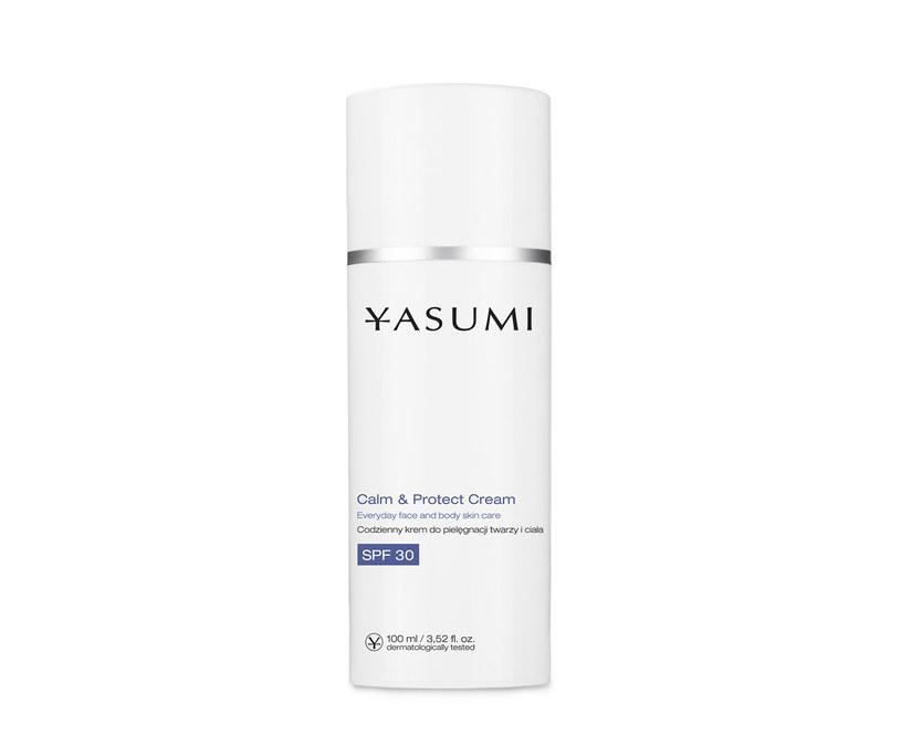 YASUMI Calm&Protect Cream /materiały prasowe