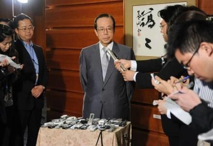 Yasuo Fukuda /AFP