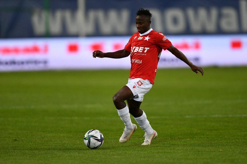 Yaw Yeboah /Artur BARBAROWSKI/East News /East News