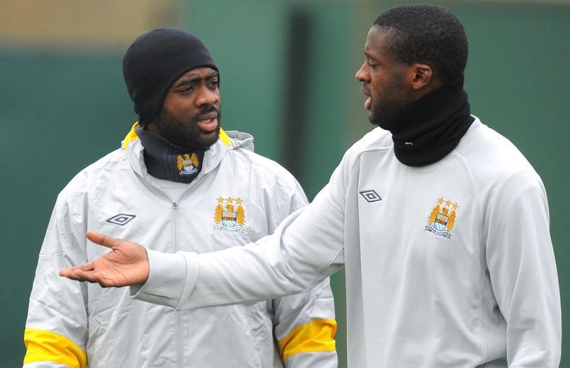 Yaya i Kolo Toure /AFP
