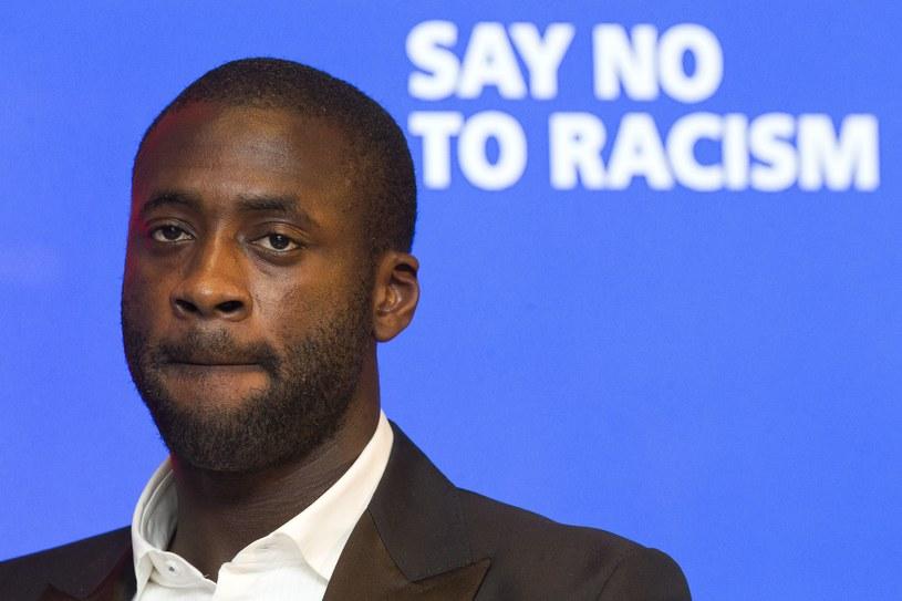 Yaya Toure /AFP