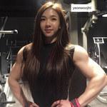 Yeon-Woo Jhi. Kobieca siła mięśni