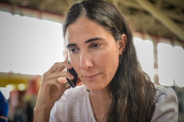 Yoani Sanchez /AFP