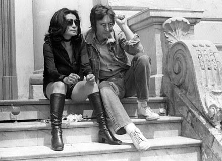 Yoko Ono i John Lennon /INTERIA.PL/PAP