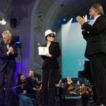 Yoko Ono nagrodzona na Transatlantyku