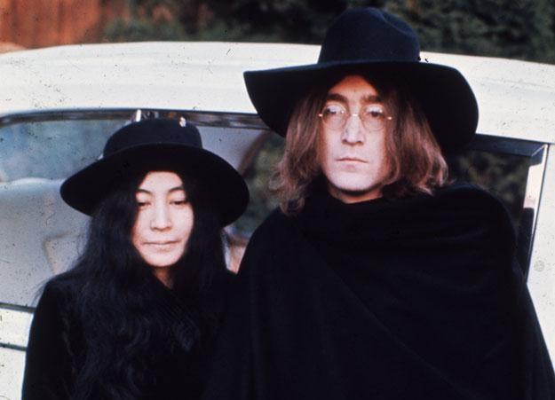 Yoko Ono twierdzi, że John Lennon nie chorował na bulimię /Getty Images/Flash Press Media