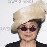 Yoko Ono ubierze mężczyzn w stylu Johna Lennona