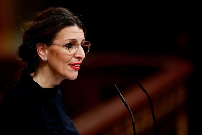 Yolanda Diaz /MARISCAL/POOL /AFP