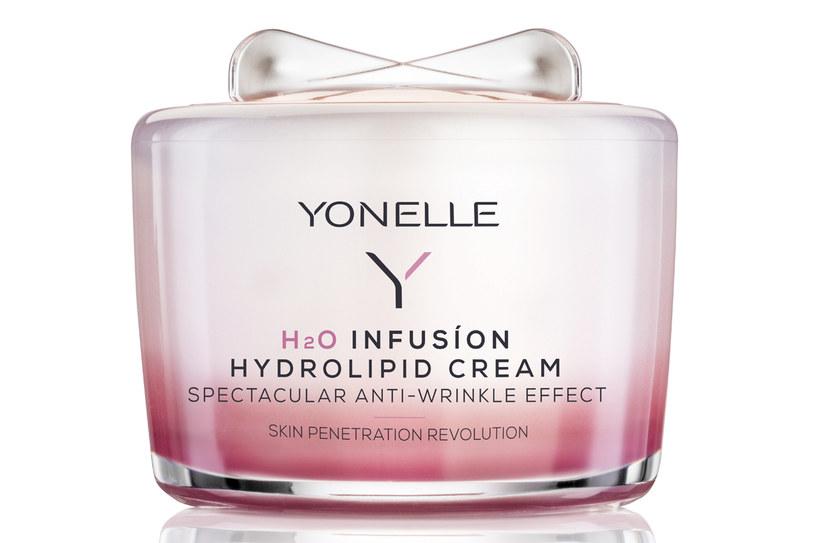 Yonelle: Hydrolipidowy Krem Infuzyjny  H₂O /materiały prasowe