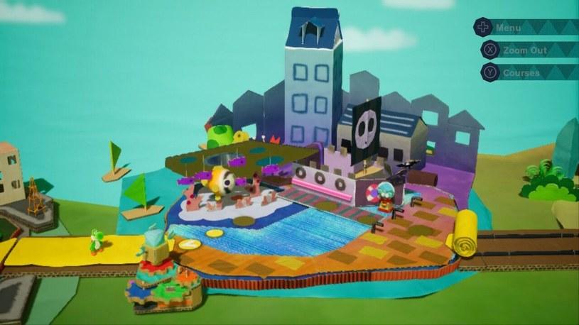 Yoshi's Crafted World /materiały prasowe
