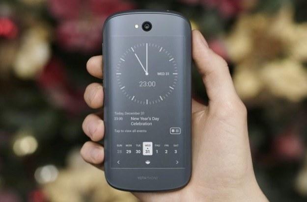 Yota YotaPhone 2 /materiały prasowe
