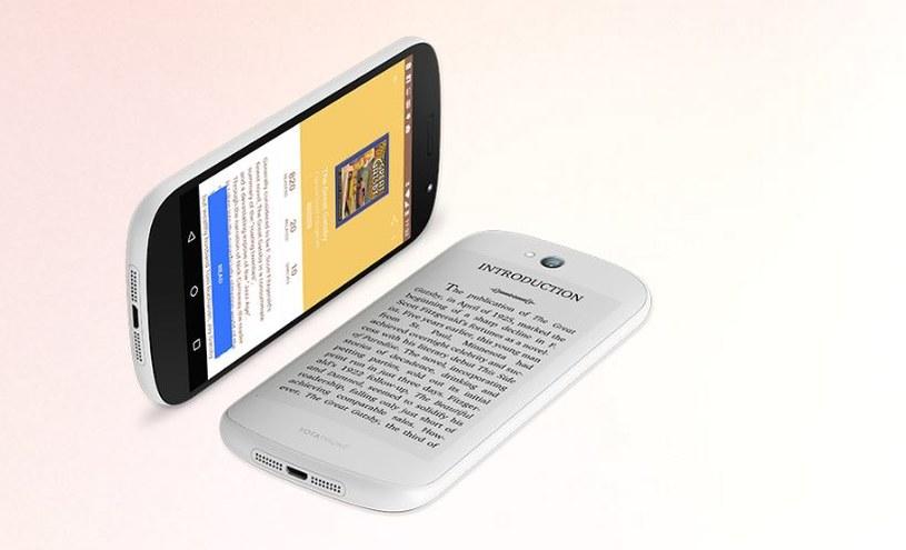 Yotaphone 3 ma zadebiutować w wakacje /materiały prasowe
