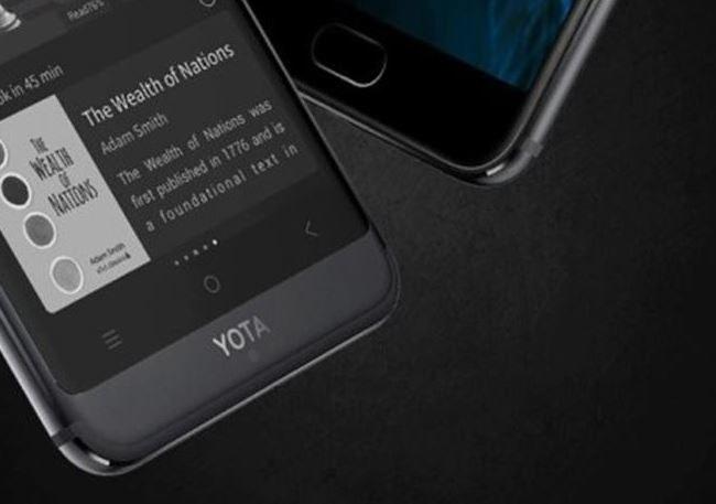 YotaPhone 3 /vkontakte /Internet