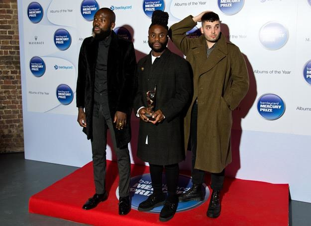 Young Fathers z Mercury Prize - fot. Ben A. Pruchnie /Getty Images