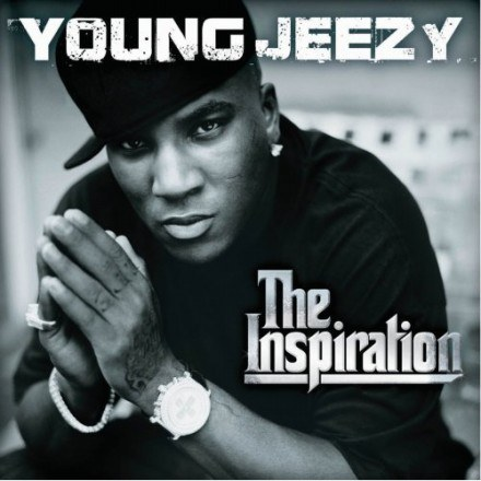 "Young Jeezy na okładce ""The Inspiration"" /"