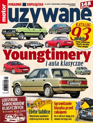 Youngtimery i auta klasyczne /Motor