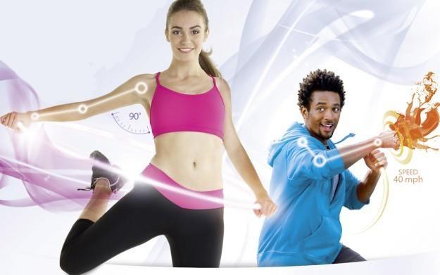 Your Shape: Fitness Evolved - motyw graficzny /Informacja prasowa