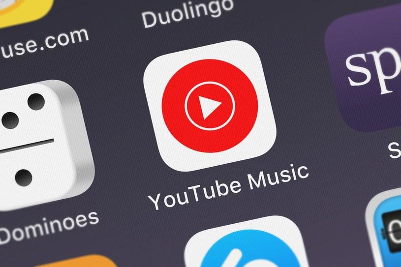 YouTube Music /123RF/PICSEL