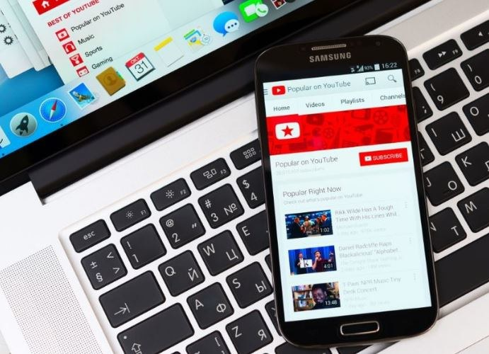 YouTube z nową stroną /123RF/PICSEL