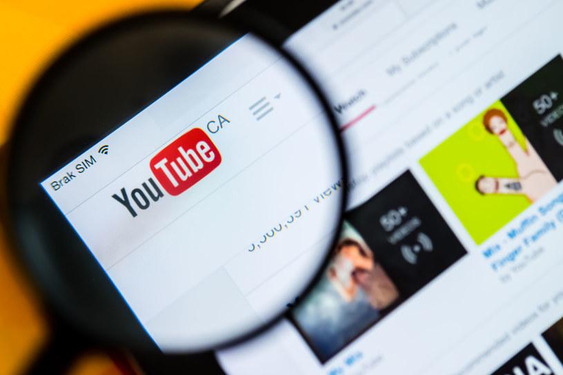 YouTube z nowymi funkcjami /123RF/PICSEL