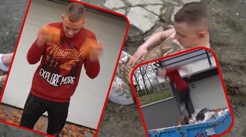 Youtuber znęcał się nad nastolatkiem! /YouTube