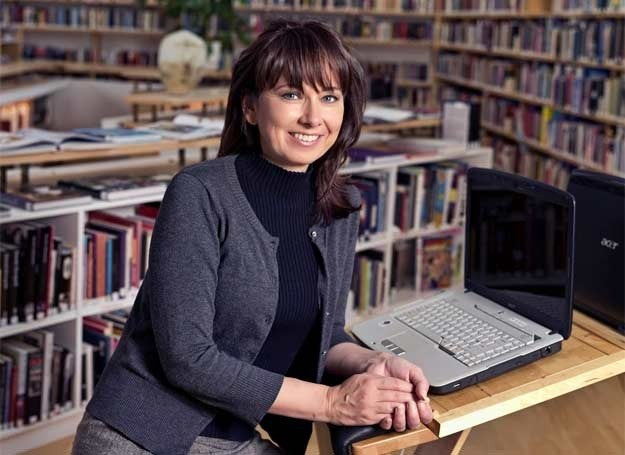 Yrsa Sigurðardóttir, fot. www.sr-photos.com /materiały prasowe
