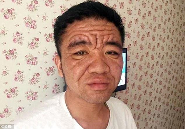 Yuan ma 30 lat i wygląda jak starzec /INTERIA.PL