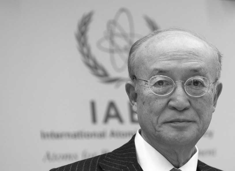 Yukiya Amano /AFP