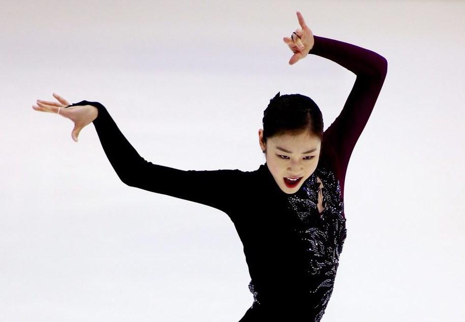 Yuna Kim /KIM TAE-HO /PAP/EPA