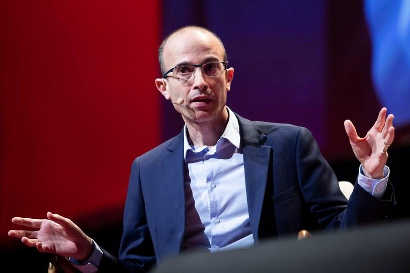 Yuval Noah Harari /AFP