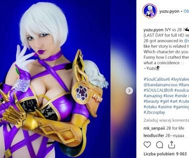 YuzuPyon: Odważna cosplayerka z Belgii
